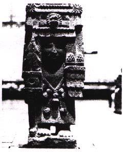 Mexican god