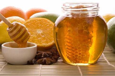 Honey makes a great liquid base for elixirs